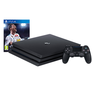 Mängukonsool Sony PlayStation 4 Pro + FIFA 18