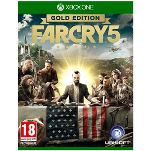 Xbox One mäng Far Cry 5 Gold Edition