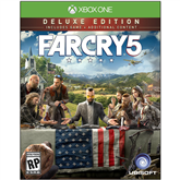 Xbox One mäng Far Cry 5 Deluxe Edition (eeltellimisel)