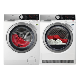 Washing machine+dryer AEG (9kg / 9kg)