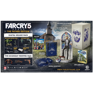 Xbox One mäng Far Cry 5 Father Edition