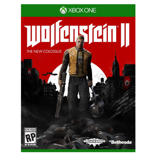 Xbox One mäng Wolfenstein II: The New Colossus