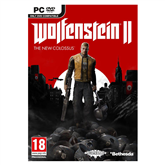 Arvutimäng Wolfenstein II: The New Colossus