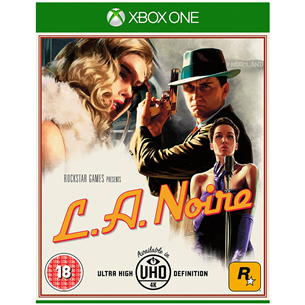 Xbox One game L.A. Noire