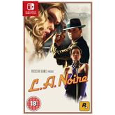 Switch mäng L.A. Noire