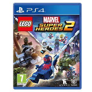 Игра для PlayStation 4, LEGO Marvel Super Heroes 2