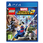 PS4 game LEGO Marvel Super Heroes 2