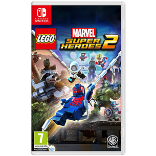 Switch game LEGO Marvel Super Heroes 2