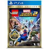 PS4 mäng LEGO Marvel Super Heroes 2 Deluxe Edition