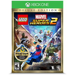 Xbox One mäng LEGO Marvel Super Heroes 2 Deluxe Edition