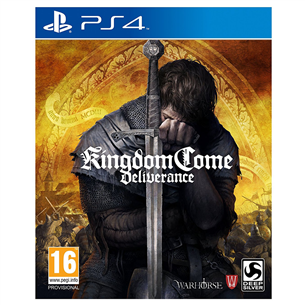 PS4 mäng Kingdom Come: Deliverance