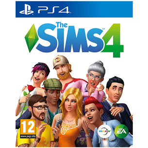 Игра для PlayStation 4, The Sims 4 5030940122659