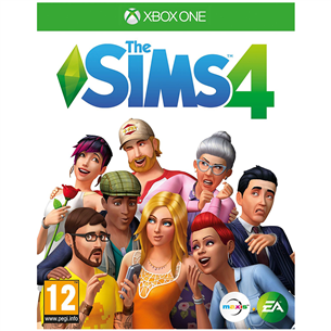 Xbox One game The Sims 4