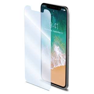 iPhone X ekraanikaitsekile Celly (2 tk)