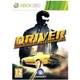 Xbox360 mäng Driver San Francisco