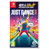 Switch mäng Just Dance 2018