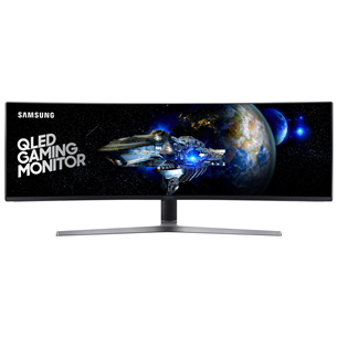 49 nõgus QLED-monitor Samsung
