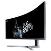 49 nõgus UltraWide QLED-monitor Samsung