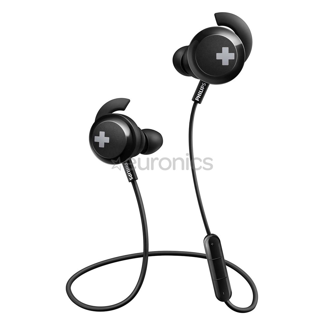 Philips earphone she - earphones philips bluetooth wireless