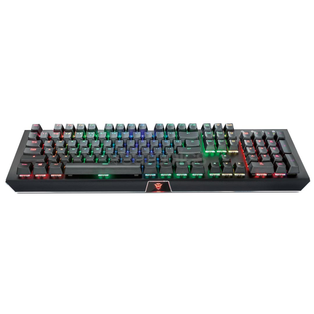 50038d770d2 ... Mehaaniline klaviatuur Trust CADA ...