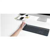 Wireless keyboard Logitech Craft (SWE)
