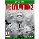 Xbox One game Evil Within 2
