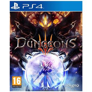 PS4 mäng Dungeons III