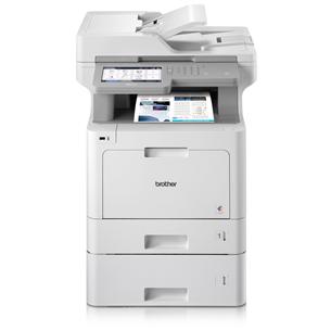 Multifunktsionaalne värvi-laserprinter Brother + paberisöötja