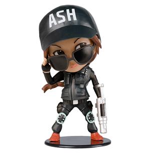 Kujuke Ubisoft Rainbow Six Ash Chibi