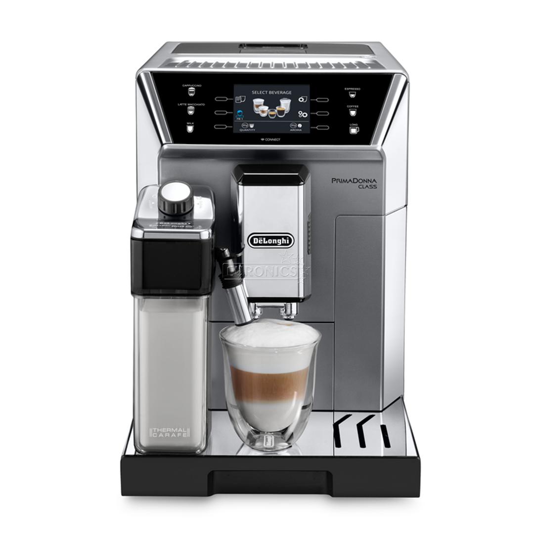 Espresso machine delonghi primadonna class for Stufa catalitica de longhi
