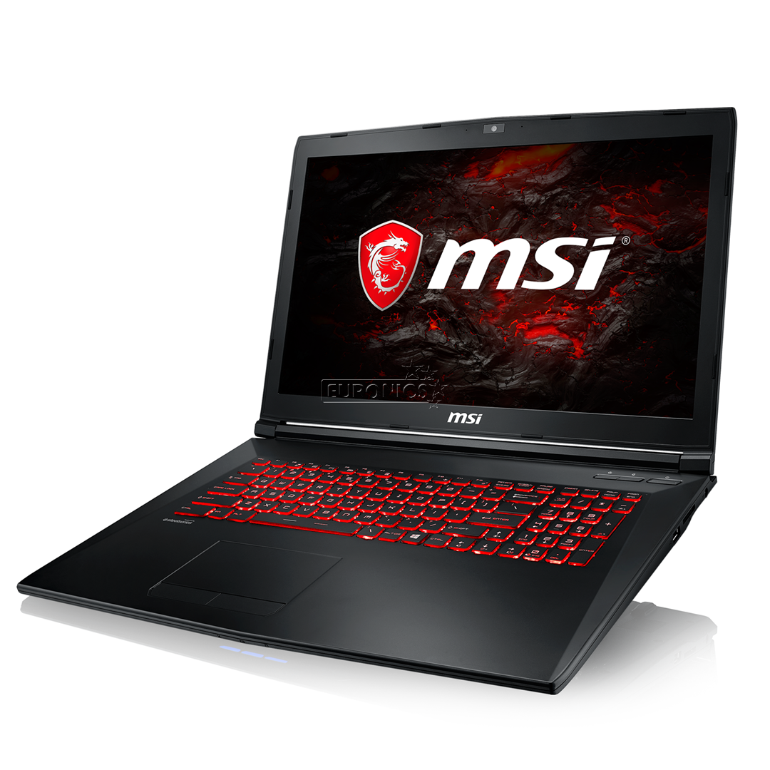 Notebook MSI GL72M, GL72M-7RDX-854NL