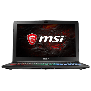 Sülearvuti MSI GP62MVR Leopard Pro