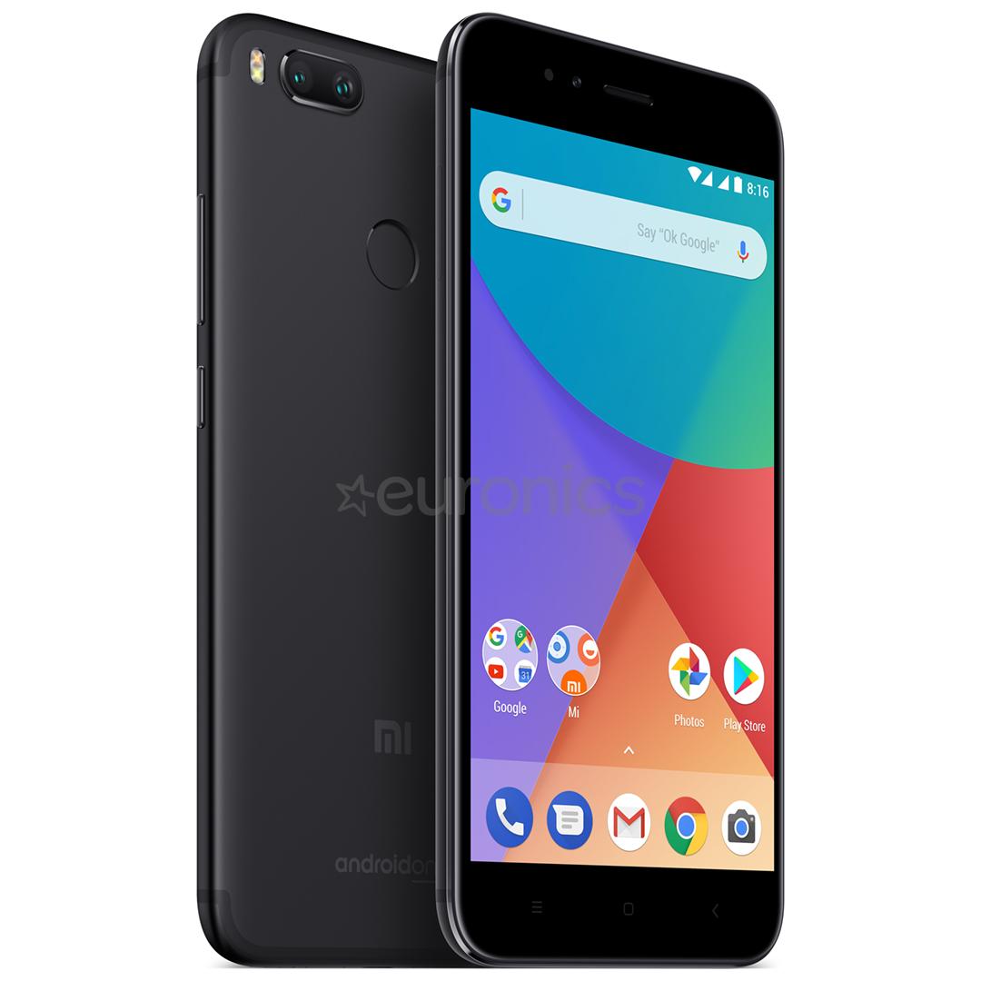 Smartphone Xiaomi Mi A1 Dual SIM (64 GB), 16087