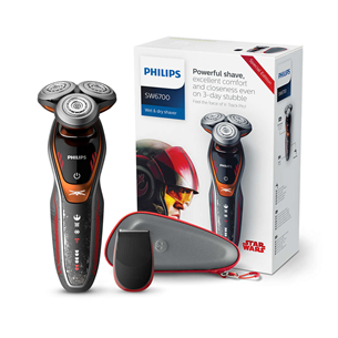 Pardel Philips Star Wars / Wet & Dry