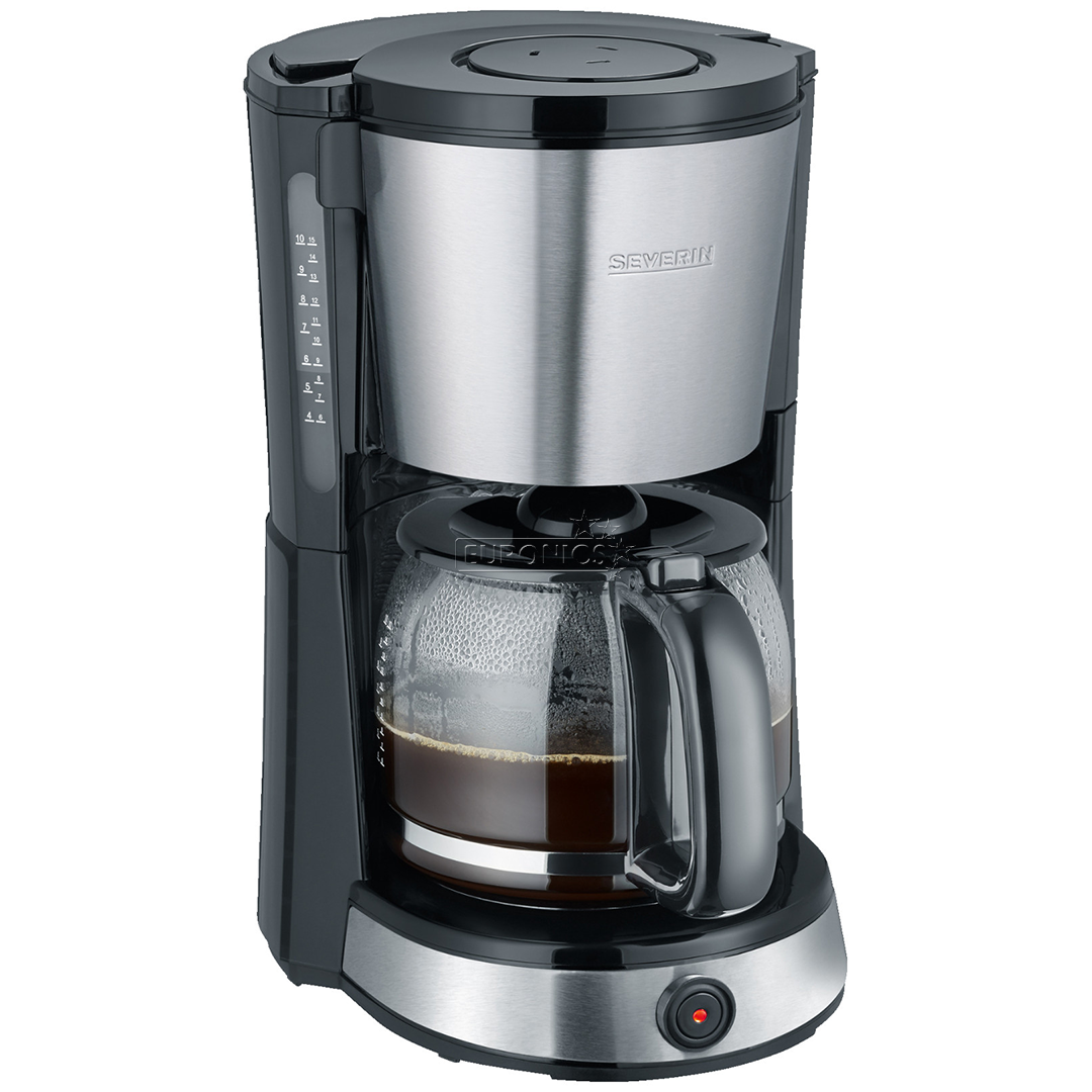 Beko Coffee Maker Red Light : Coffee maker + Thermo Jug Severin, KA9476