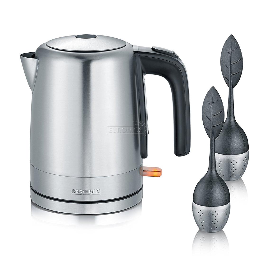 kettle severin tea infuser wk9477. Black Bedroom Furniture Sets. Home Design Ideas