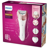 Epilator Satinelle Prestige Wet & Dry, Philips