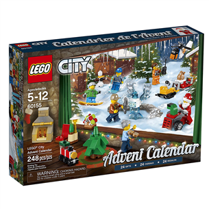Advendikalender LEGO City