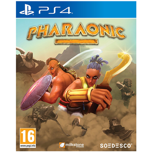 PS4 mäng Pharaonic