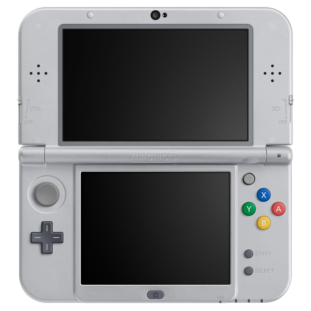 Gaming console nintendo new 3ds xl snes edition 045496504632 - Nintendo 3 ds xl console ...