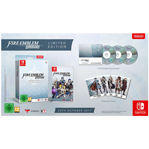 Switch mäng Fire Emblem Warriors Limited Edition