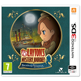 3DS mäng Laytons Mystery Journey