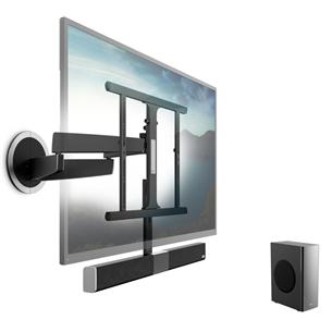 Teleri seinakinnitus + soundbar helisüsteem Vogels SoundMount