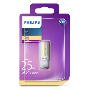 LED lamp Philips G9
