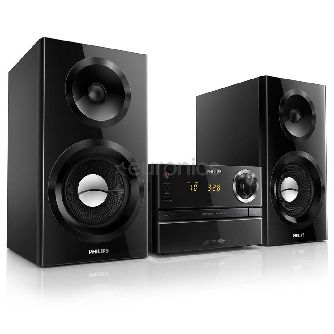 Music System Philips Mcm2350 12