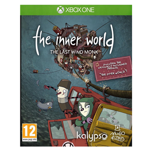 Xbox One mäng The Inner World - The Last Wind Monk