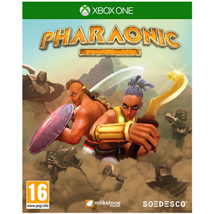 Xbox One mäng Pharaonic