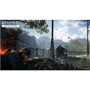 Xbox One game Battlefield 1 Revolution