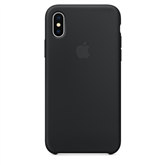 iPhone X silicone case Apple