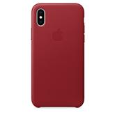8487af1e03f iPhone X nahast ümbris Apple